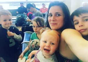 Being a Mom of Four