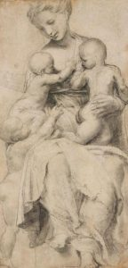 Study for Charity, c 1519